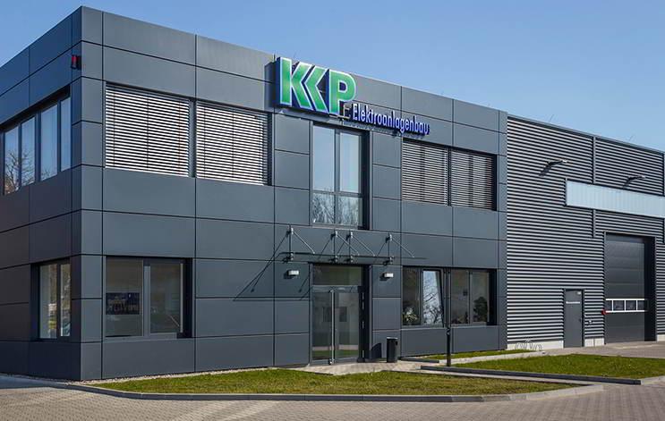 KKP Firmengebäude